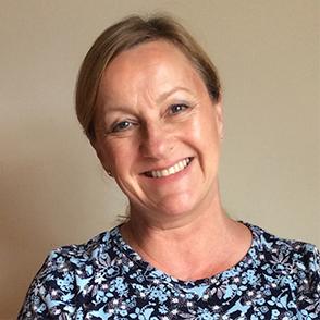 Fiona Stephenson FRCN, RN